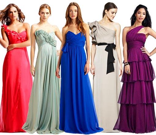 Как выбрать вечернее платья